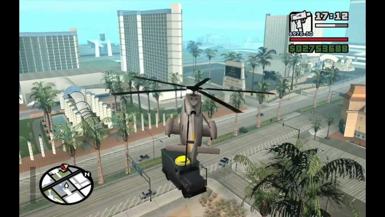 Gta San Andreas Up Up And Away Heist Mission  The Jetpack Mission Help Youtube