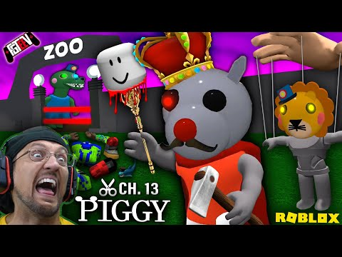 piggy-chapter-13:-the-zoo?-(fgteev-custom-character-showcase-mod-w/-puppet-boss-#2)