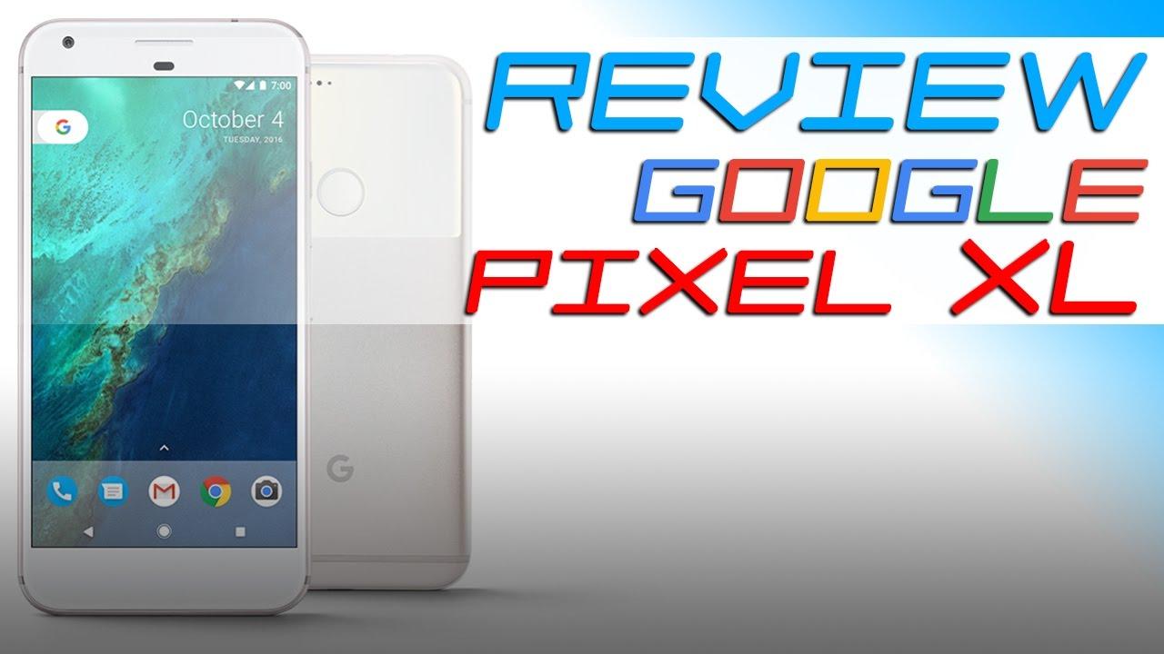 Google Pixel XL: análisis en español