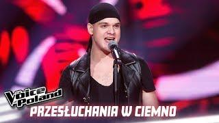 """Jerzy Gmurzyński - """"Podróżnik"""" - Przesłuchania w ciemno - The Voice of Poland 10"""