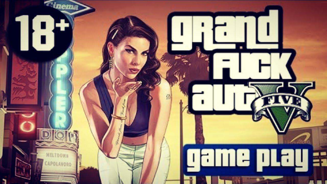 Grand Fuck Auto Gameplay