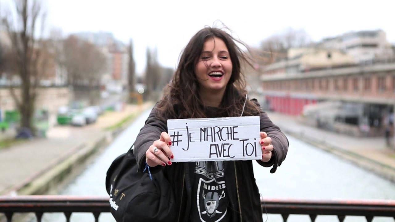# JE MARCHE AVEC TOI (épisode 1) - YouTube