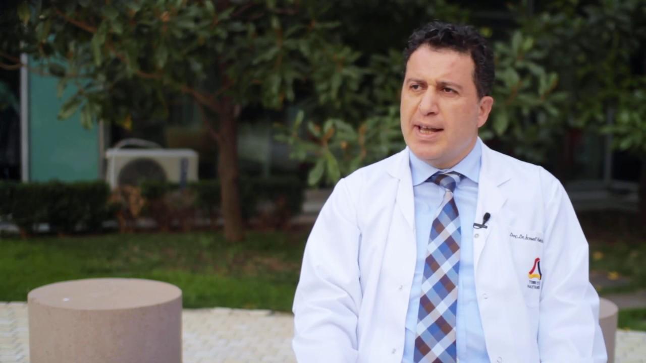 Doç. Dr. İsmail Hakkı Kalkan - Hemoroid