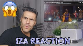 Baixar IZA - PESADÃO (PARTICIPAÇÃO ESPECIAL MARCELO FALCÃO)  -  REACTION (Reação de um Portuga) 😱