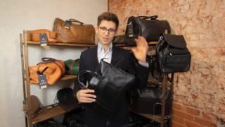 Обзор деловой сумки HADLEY Page