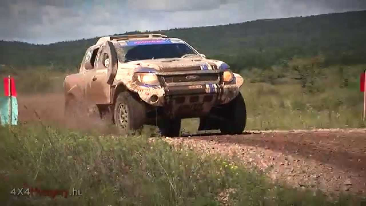 Cross Country 4x4 >> 4x4 Hungary Fia Cross Country Rally Word Cup Hungarian Baja 2014 Ford Ranger
