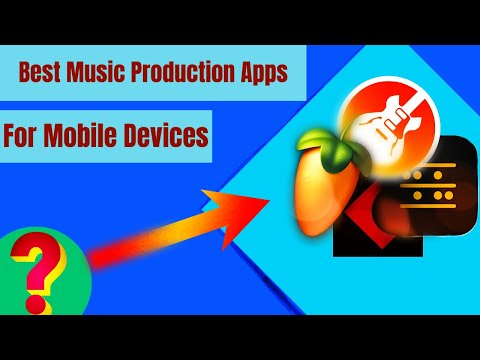 The Best Music Apps On Mobile (Android/IOS) - 4 Of The Best Music Production Apps