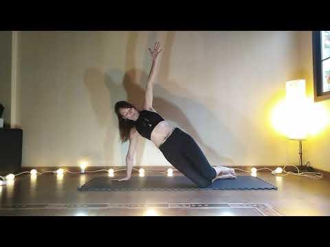 Pilates tabla basica 1