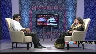 rama prabha reveals how sarath babu cheated her   open heart with rk   abn telugu