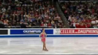 村主章枝 Fumie Suguri, Figure Skating Championships 2009, SP 村主章枝 検索動画 24