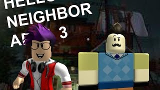 Hello Neighbor Alpha 3 Trailer