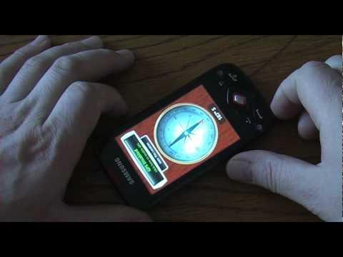 Обзор Андроид телефона Samsung i5700 Galaxy Spica