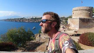 Exploring ANTALYA On The Turquoise Coast Of Turkey