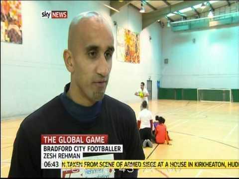 Zesh Rehman Foundation - Sky News