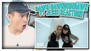 Download lagu DAWN - 'DAWNDIDIDAWN (Feat. Jessi)' MV REACTION!