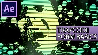 After Effects Tutorial: Trapcode Form Basics