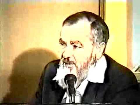 Rabbi Meir Kahane against Michael Lerner (2/9)