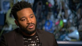 "Director Ryan Coogler discusses blockbuster hit ""Black Panther"""