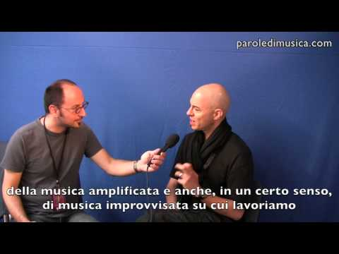 Interview with Nik Bärtsch (Warsaw, July 10th 2014)