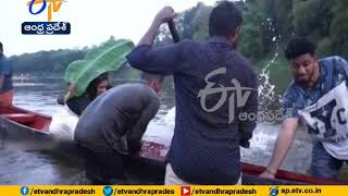 Pre Wedding video Goes Wrong   Kerala Couple Falls Into River