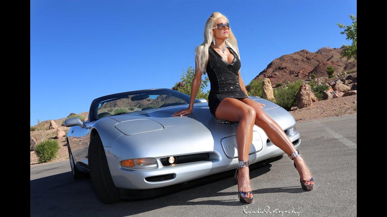 1999 chevrolet corvette convertible  test drive   viva las vegas autos