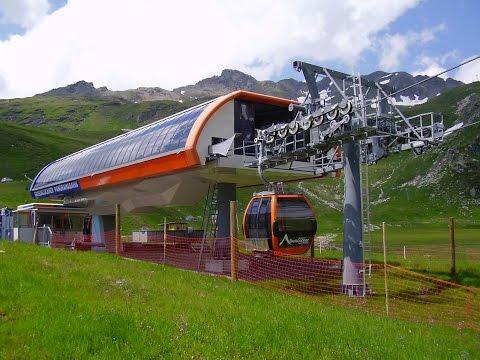 Sommerbahnen am Grossglockner