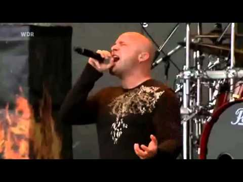 Disturbed  Down with the Sickness  at Rock am Ring 2008, Germany HD