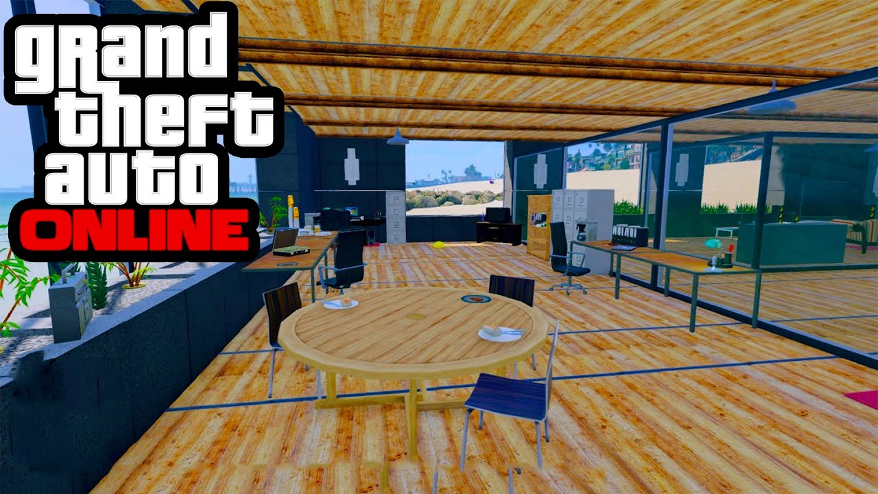 Gta 5 Online New Beach House Gta 5 New Mansions And Apartments Gta 5 Mods Youtube