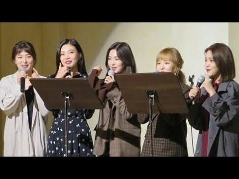"""172110 Red Velvet Singing at """"Jang Jin Young's"""" wedding Today EXO also there #irene# Sehun"""