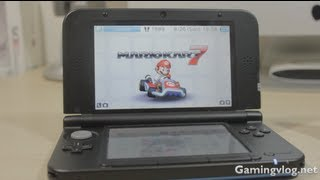 Nintendo 3DS XL Review (Video Game Video Review)