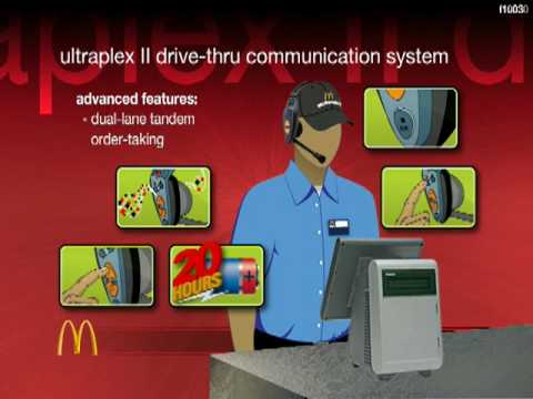 Mcdonald S Demo Youtube