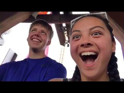 Six Flags Great America | VLOG