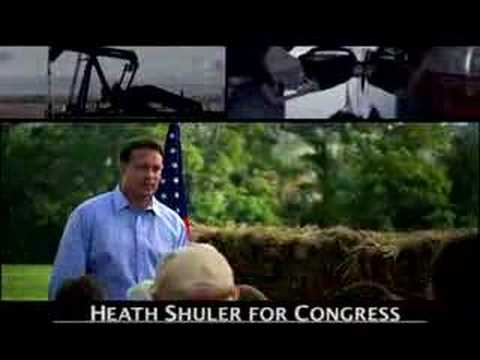 Heath Shuler Campaign Ad
