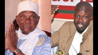 Déclaration de Sonko aprés sa rencontre avec Abdoulaye Wade (version WOLOF)