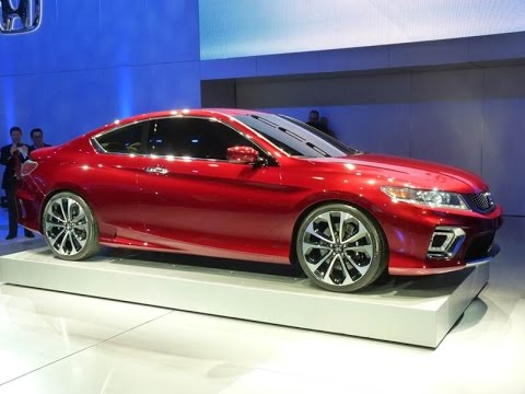 2017 Honda Accord Coupe Changes on Specification - YouTube