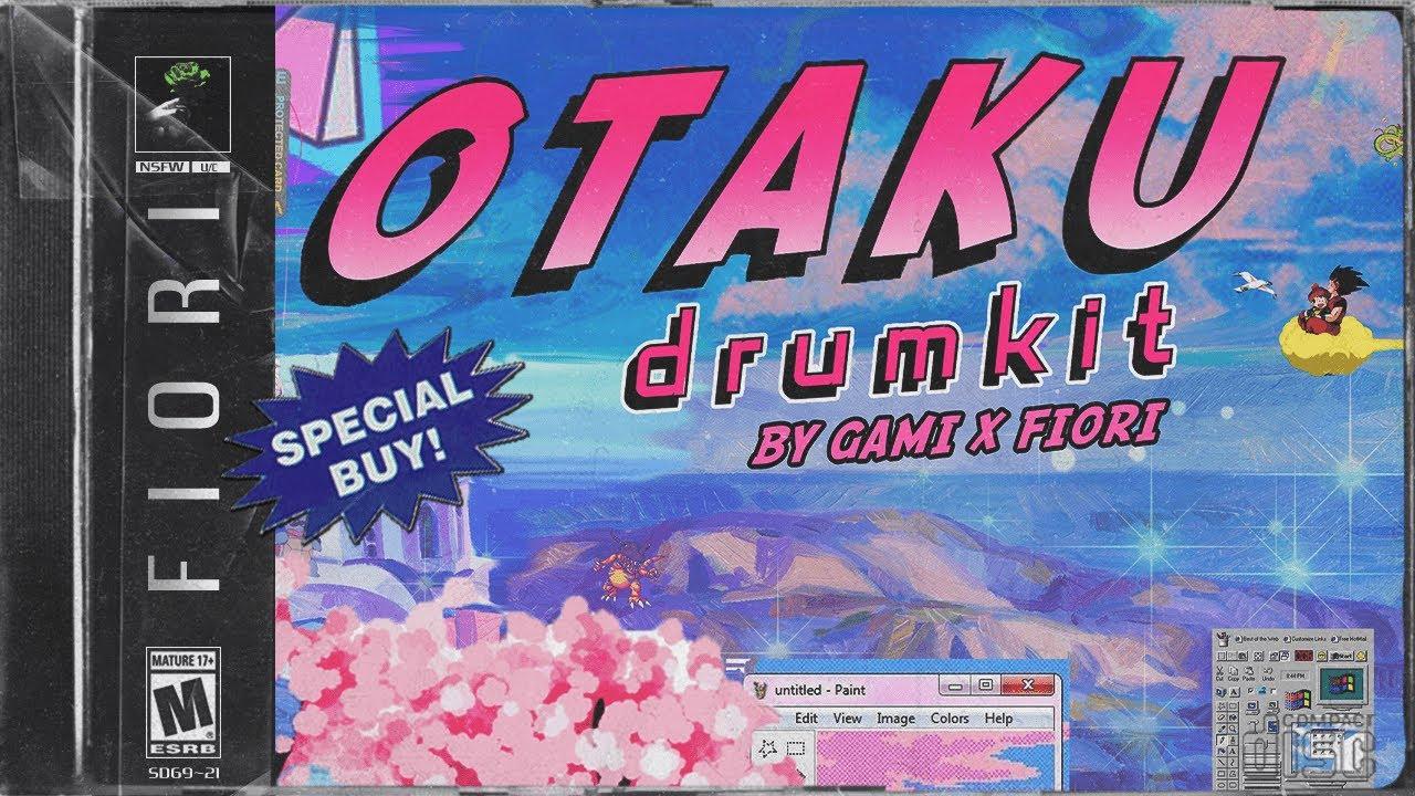 Fiori Trackidsp 006.Origamibeats Gami X Fiori Otaku Drum Kit Vol 1 Freshstuff4you