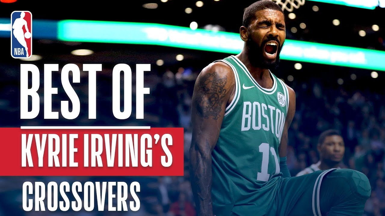 5594bb6355a Kyrie Irving s Best Crossovers With The Boston Celtics