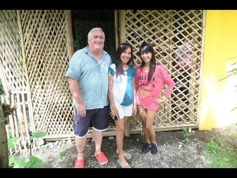 Philippine Expats ~ NEW HOME CONSTRUCTION in the PROVINCE ~ Video 1 ~ Ililo City Philippines