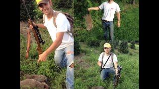 PA Groundhog Hunting 2015