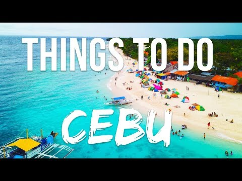 THINGS TO DO IN CEBU PHILIPPINES |Travel Vlog
