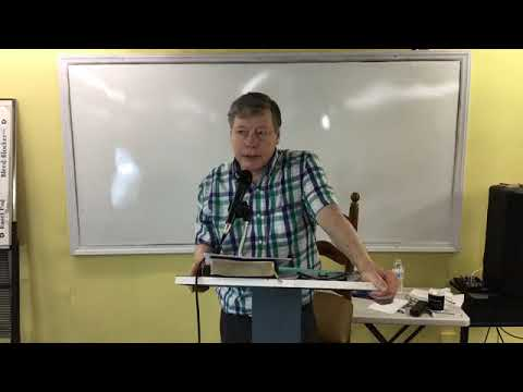 07 11 2020 Did Christ Repudiate The Scripture Dr  Keith Slough