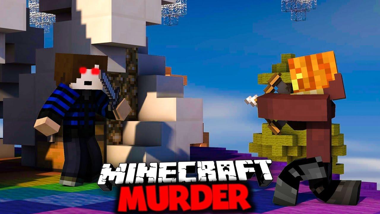AUS FREUNDEN WERDEN FEINDE ICH MUSS DICH TÖTEN Minecraft MURDER - Minecraft murderer jetzt spielen