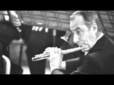 """""""Dicitencello vuje"""" - Severino Gazzelloni flute - Napoli"""