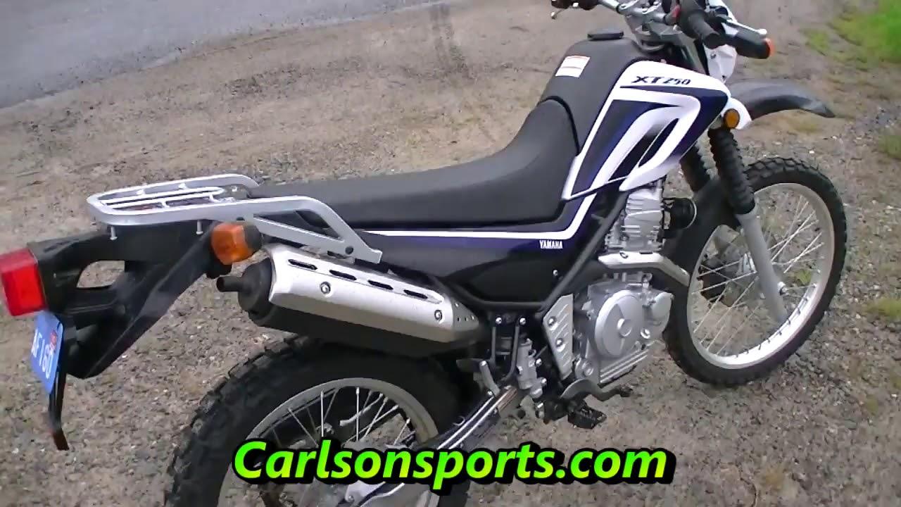 Rex4x4Raw 2013 Yamaha XT250