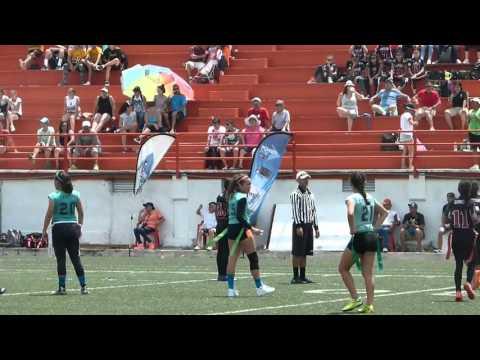 "Final Cancun Bowl 2016 ""Panama Marlins vs LEFCASE Cancun"""