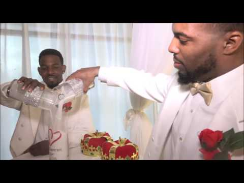 DeMarcus & Kevin Gay Wedding May 1, 2016