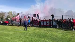 Ligue 1: les supporters de Nîmes en feu à la veille du derby