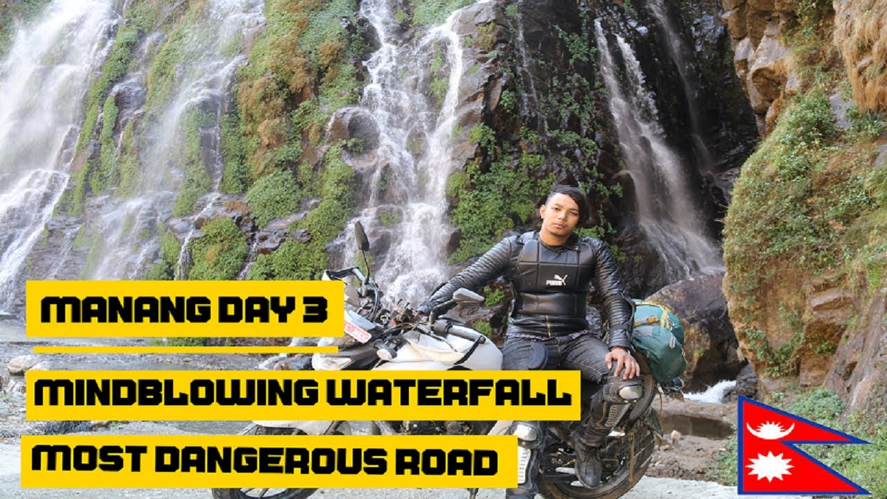 Download Sangey To Humde || Most Adventurous Road Of Nepal || Way To Manang Tilicho Lake || A Uncomplete Ride