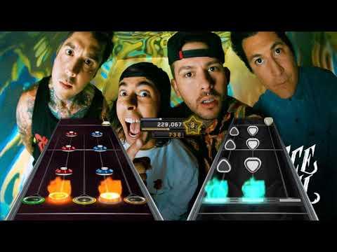 Guitar Hero/Clone Hero - Pierce The Veil - Circles (5 Fret + GHL Style) Fixed Link