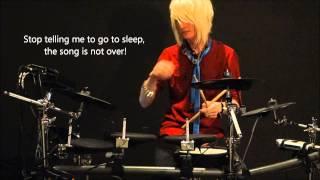 Sonata Arctica - Kingdom for a Heart - Drum Cover